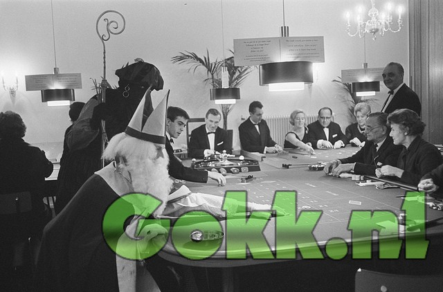 Online Gokken tijdens Sinterklaas