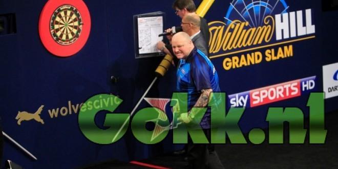 Wedden op Grand Slam of Darts 2014