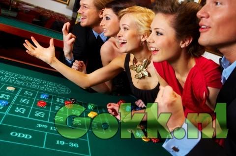 Vrouwen gokken niet beter dan mannen