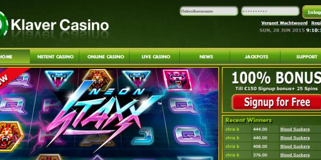 Gokken online casino roulette
