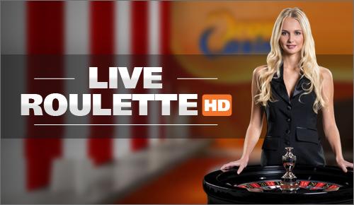 Spelen op HD Roulette