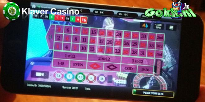Mobiel Live Roulette spelen tegen echte dealers