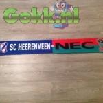 wedden op sc Heerenveen-NEC