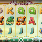 Videoslot Koi Princess winnende strategie