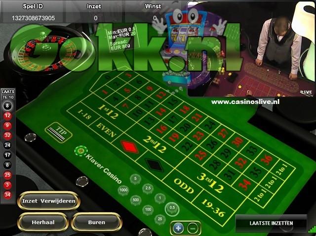 Online casino's: Online liverooms bezoeken en meespelen