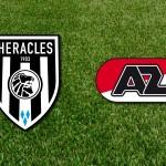 online wedden op voetbal Heracles AZ