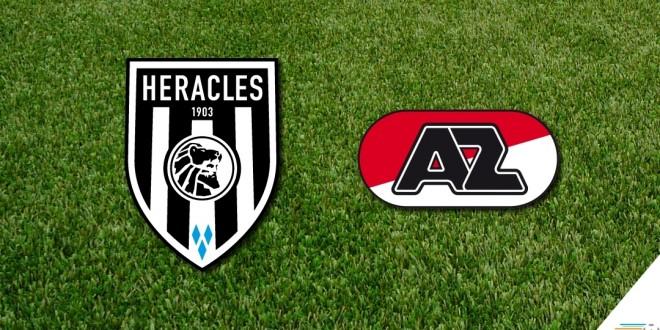 Online wedden: wedden op Heracles – AZ, een terugblik (3-6)