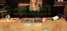KlaverCasino introduceert nieuwe Punto Banco tafel.