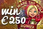 Win deze week €250 bonus bij het PolderCasino!