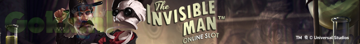 Invisible Man Gratis Spins