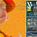 55 gratis spins op Mega Fortune bij Fortuin Casino