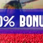 PolderCasino 60% bonus