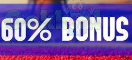 Vandaag 60% bonus bij Polder