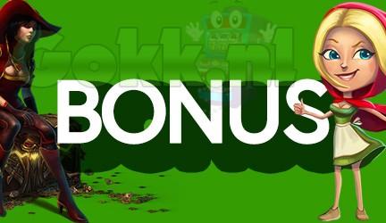 Online gokkasten met een bonus spel